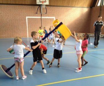 Starten met schoolkorfbal scholen