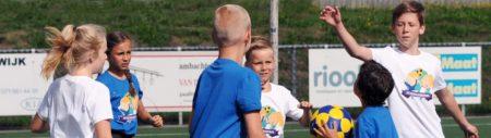 Starten met schoolkorfbal verenigingen