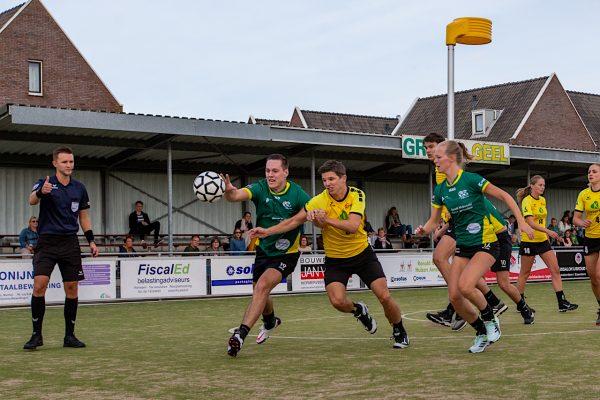 Bij Groen Geel kan iedereen mee doen door Jeugdfonds Sport & Cultuur